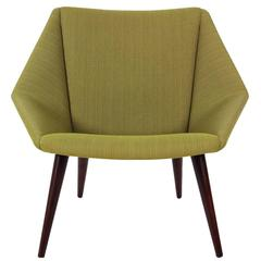 Danish mid-century modern Lounge Chair by Nanna Ditzel