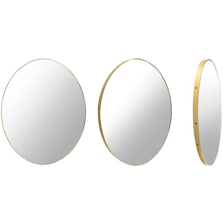 Oval Mirrors Trio 1
