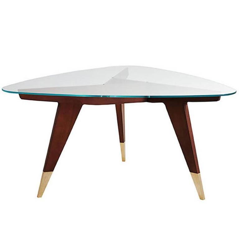 Molteni Gio Ponti D.552.2 Small Coffee Table