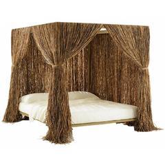 Edra Cabana Bed by Fernando e Humberto Campana