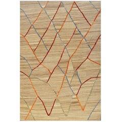 Beautifully Designed Kilim Rug