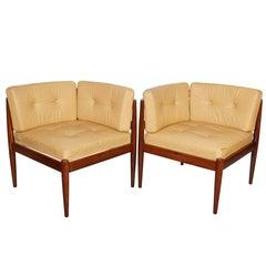 Kai Kristiansen Modul Line Corner Chairs
