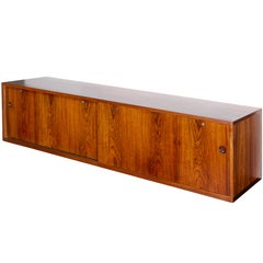 Wegner Model 26 Sideboard, Wall-Mount