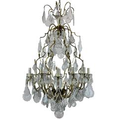 Louis XV Cage Chandelier