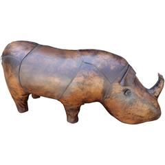 Mid-Century Rhino Dimitri Omersa Abercrombie and Fitch
