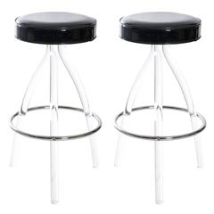 Hill Manufacturing Co. Bar Stools