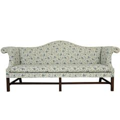 Kittinger Buffalo Camelback Sofa