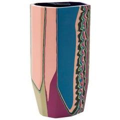 Unique Cast Resin Kona Vase