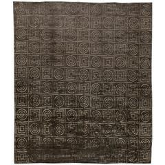 Deco Design Tibetan Rug
