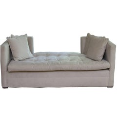 Bromwell Custom, Down-Filled Day Bed with Pillows