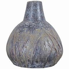Large, Original, Signed, circa 1950, Ceramic Art Vessel