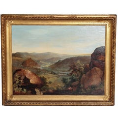 Large Landscape by William Gill