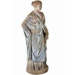 Exceptional, 16th Century Terra Cotta Figure