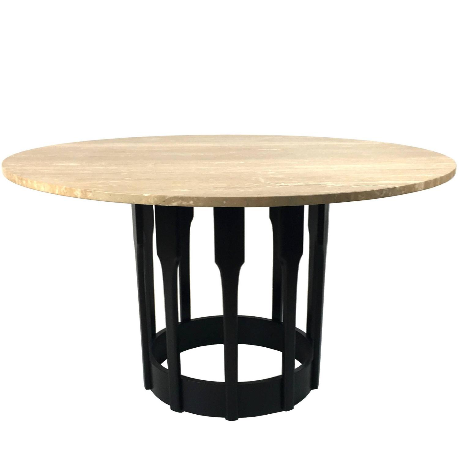 Michael taylor cyprus tree trunk dining table at 1stdibs - Michael Taylor Cyprus Tree Trunk Dining Table At 1stdibs 41