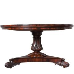 Georgian Rosewood Table