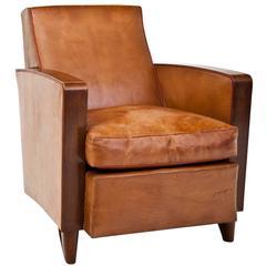 Art Deco Armchair, 1920s