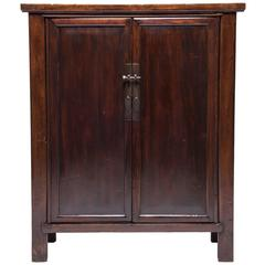Chinese Two-Door Cabinet