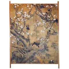 Ming Dynasty Wall Panel