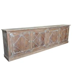 Early 19th Century French Enfilade, Buffet