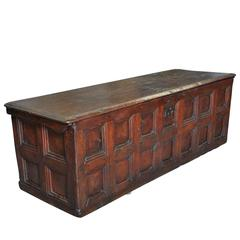 French 18th Century Trunk