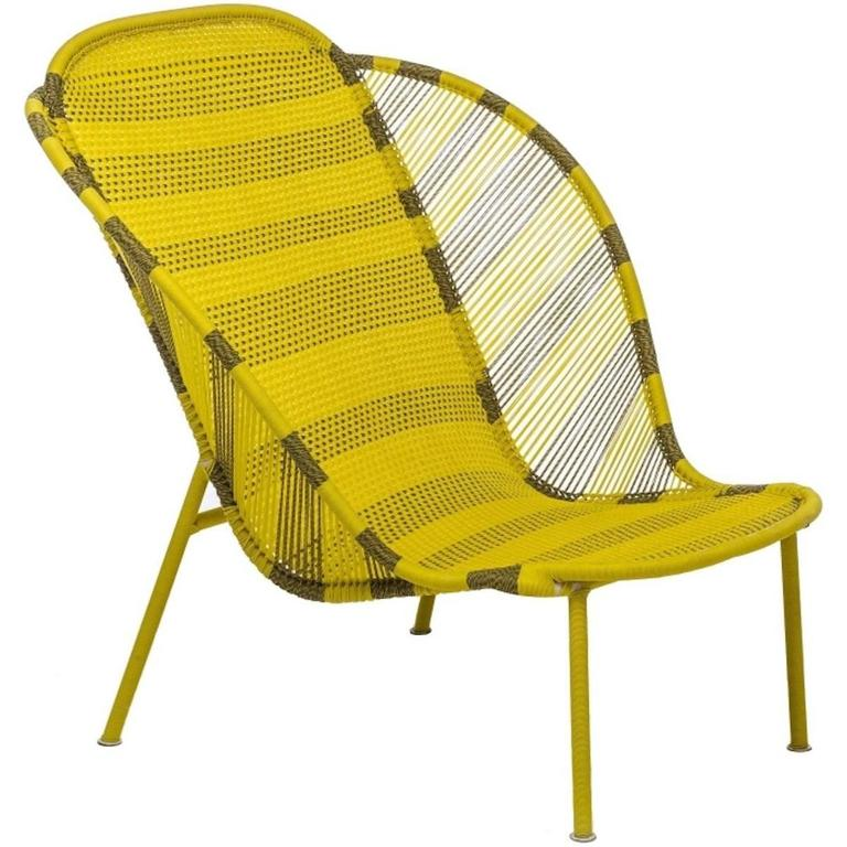 Imba Armchair for Indoor and Outdoor For Sale