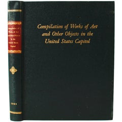 Compilation of Works of Art and Other Objects, United States Capitol, 1st Ed