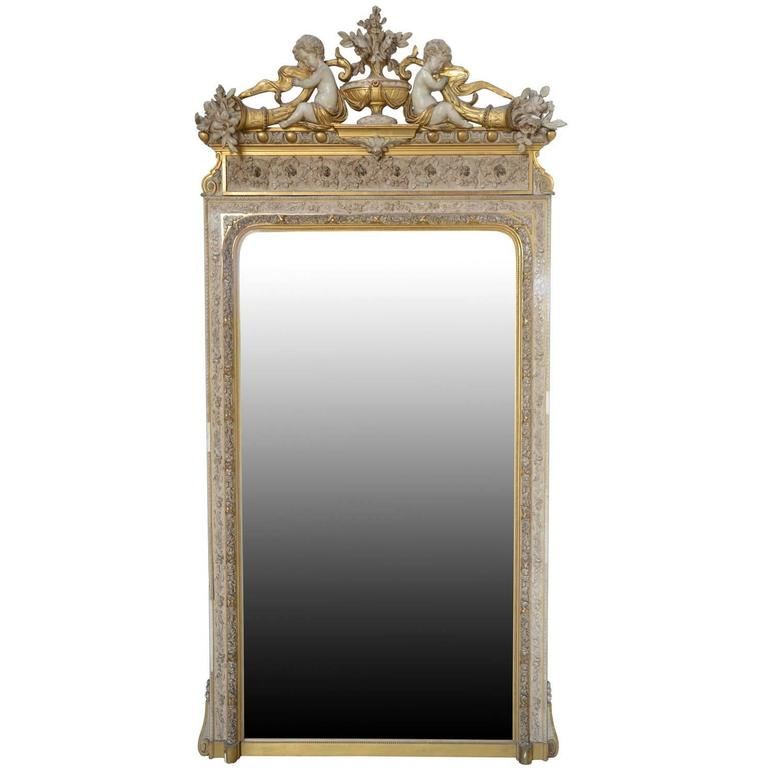 Napoleon III Mirror, 19th Century