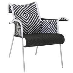 Moroso Iris Armchair for Indoor and Outdoor