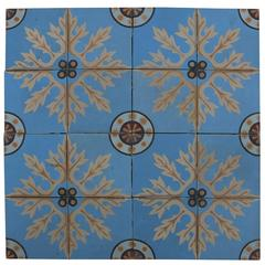 Reclaimed Antique French Tiles