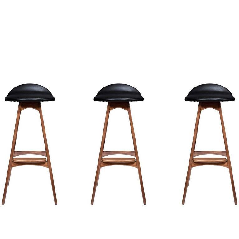 Set of Three Boyd Stools