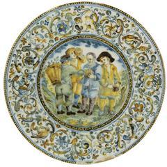 17th Century, Plate