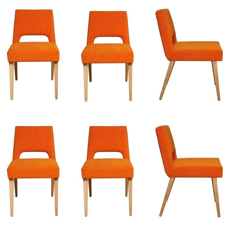 Set of Six Bailey Dining Chairs
