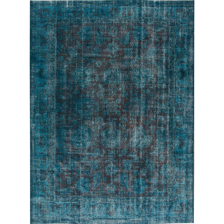 Nice looking vintage distressed overdyed rug for sale at for Nice rugs for sale