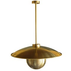 Metropolis Brass Suspension, Jan Garncarek