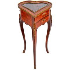 Louis XVI Style Bijouterie Cabinet