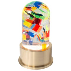 """Caos"" Table Lamp by Studio Superego, Unique Piece, Italy"