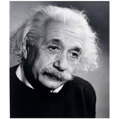 Iconic Limited Edition Fred Stein Photo of Albert Einstein
