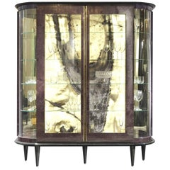 Magnificent 'Ulysse' Display Cabinet with a Timeless Allure