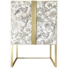 Alluring Bar Cabinet by Monica Gasperini