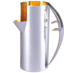 Pitcher with Gold Interior by Carlo Scarpa
