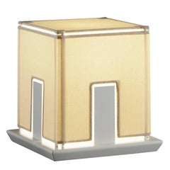 Charming Metal Table Lamp by Massimo Uberti
