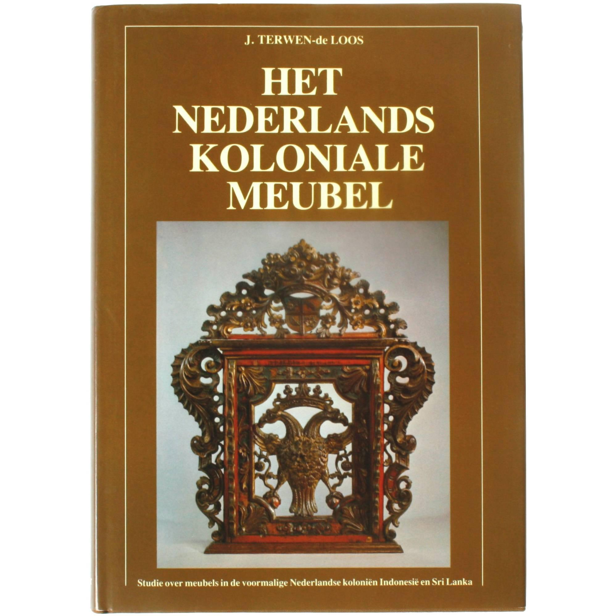 Tv Meubel Master.Dutch Colonial Furniture In Ceylon And The East Indies First