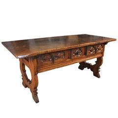 Spanish 18th Century Table or Desk