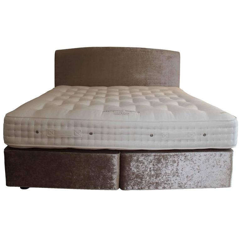 Vispring Luxury Beds London 1901 Marquess Superb For Sale