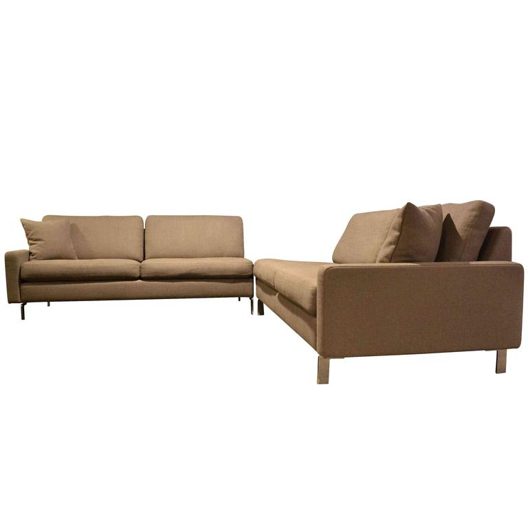Corner Sofa Conseta By The Famous German Furniture Manufacture Cor For Sale At 1stdibs