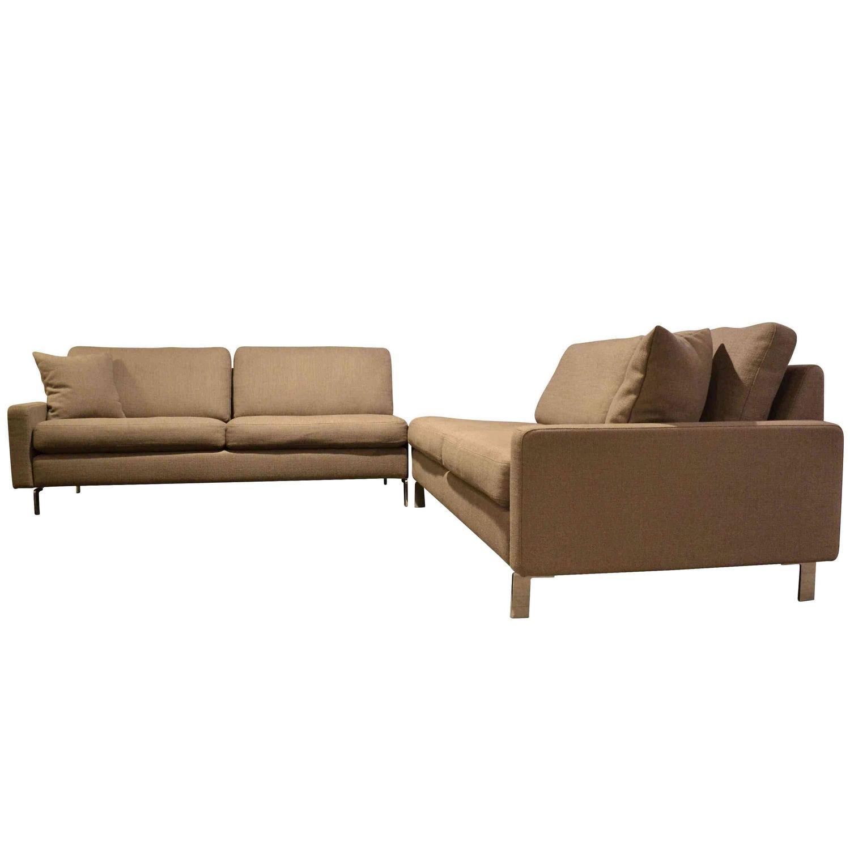 Corner Sofa Conseta By The Famous German Furniture Manufacture COR