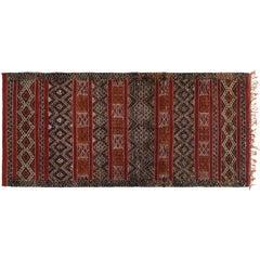Tribal Design Moroccan Rug