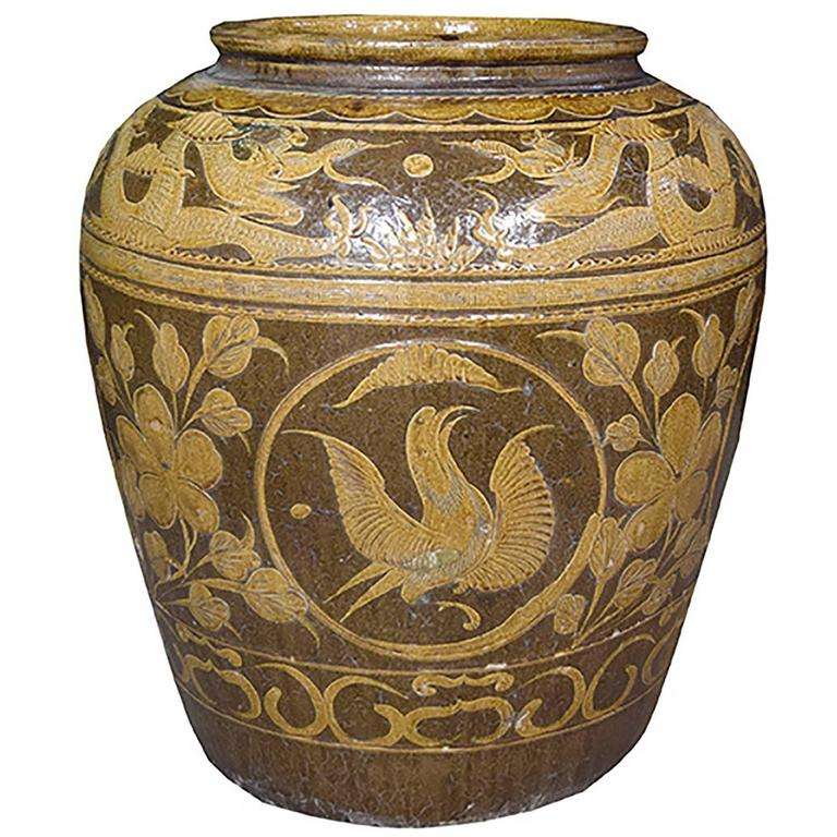 Chinese Egg Jar For Sale