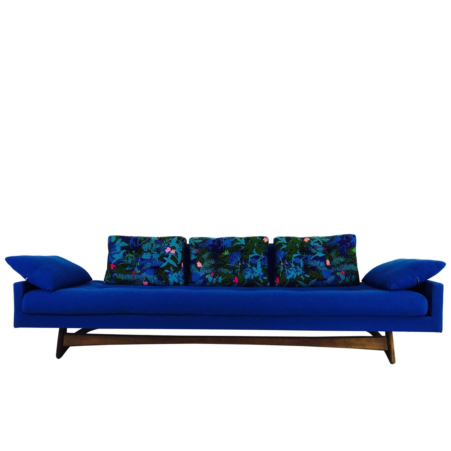 Adrian Pearsall Gondola Sofa for Craft Associates Model 2408 S For