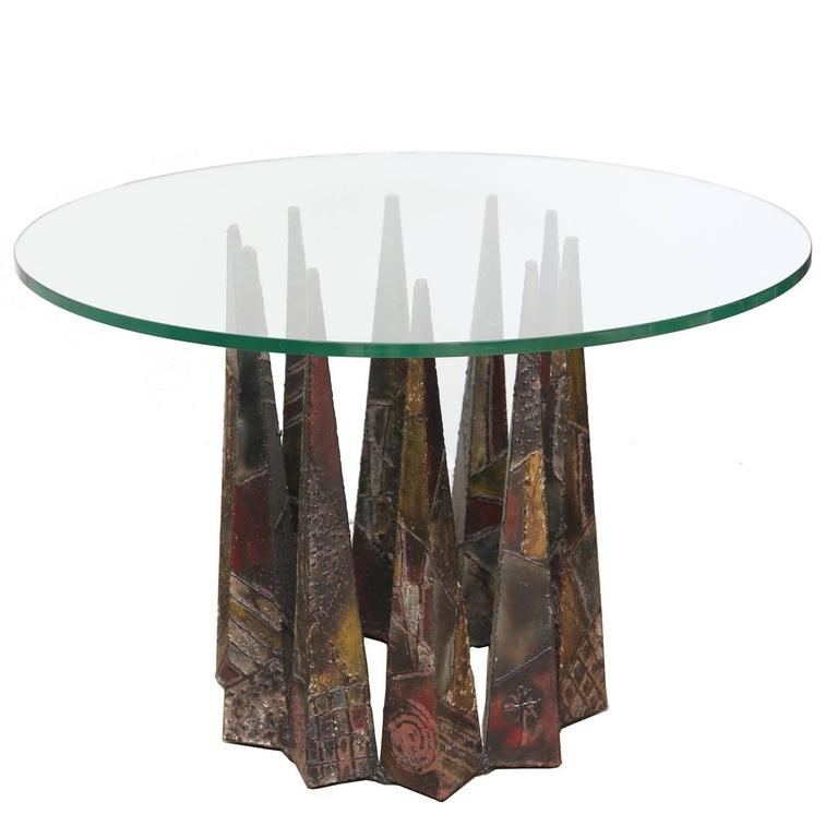 Paul Evans for Directional Center or Dining Table For Sale
